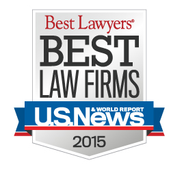 US News/Best Lawyers Best Law Firms
