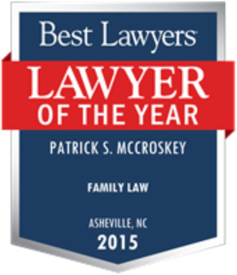 Patrick McCroskey, Family Law, Asheville