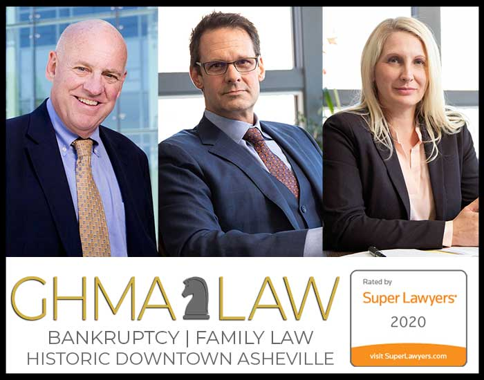 GHMA | LAW Partners included in North Carolina Super Lawyers 2020