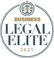 Business North Carolina Legal Elite, since 2014