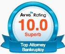 Avvo Top Attorney since 2008
