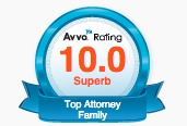 AVVO Top Attorney - Family Law