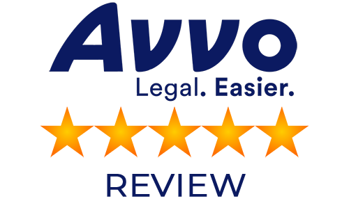 Avvo 5 star review
