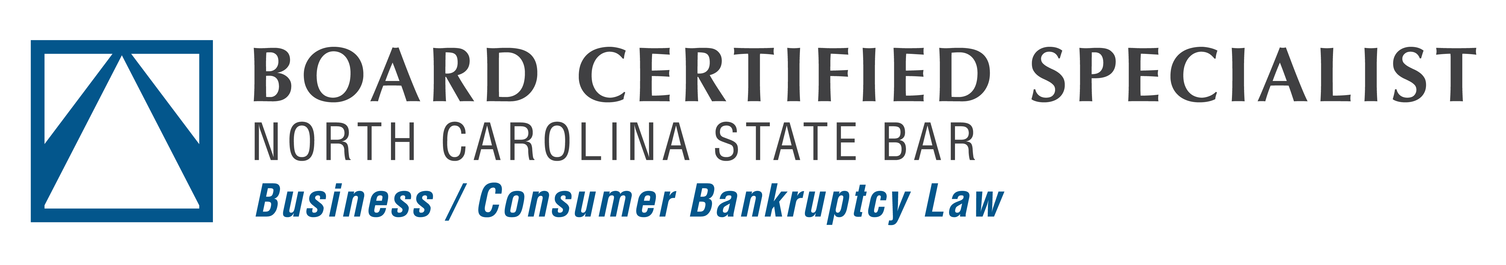 Certified Bankruptcy Law Specialist