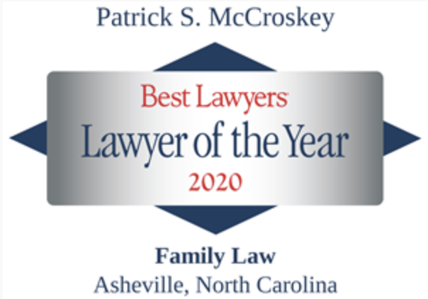 Patrick McCroskey, Family Law